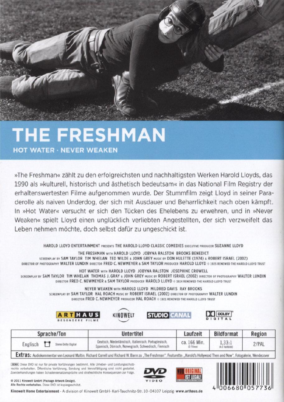 The Freshman OmU   Filme.de