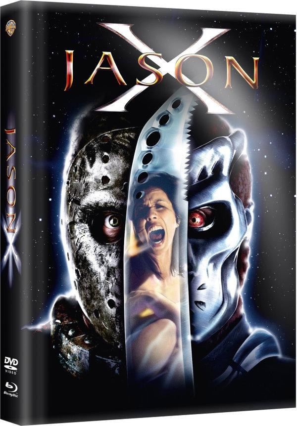 Freitag Der 13 Teil 10 Jason X Uncut