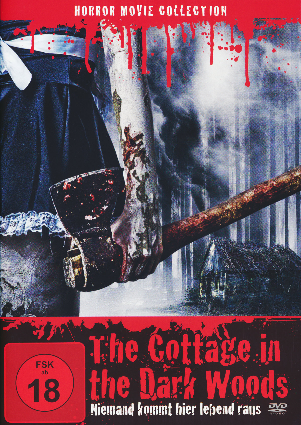 The Cottage In The Dark Woods