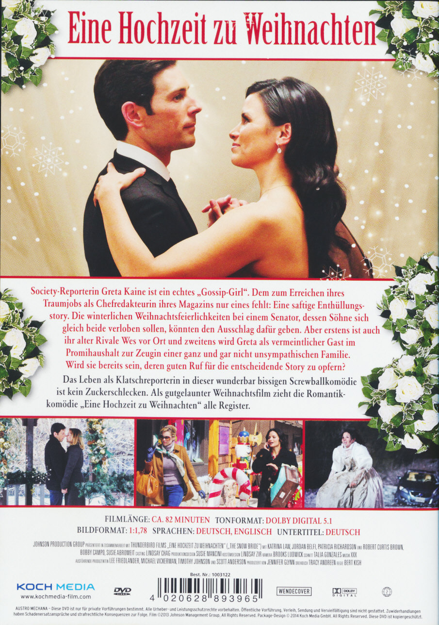 Eine Hochzeit zu Weihnachten - Filme.de